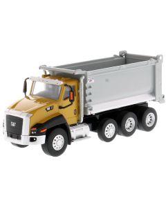 Diecast Masters 85633 1/64 Scale Cat CT660 OX Stampede Dump-Truck