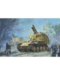 Dragon 6429 Sd.Kfz.138/1 Geschutzwagen 38 M fur s.lG.33/2 1/35 Scale Model Kit
