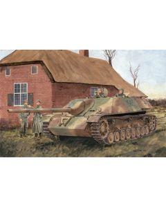Dragon 6498 WWII German Jagdpanzer IV L/70(V) 1/35 Scale Plastic Model Kit