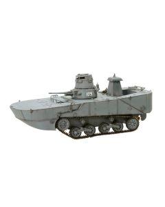 Dragon Armor 60607 IJN Type 2 Ka-Mi Amphibious Tank 1/72 Scale Model