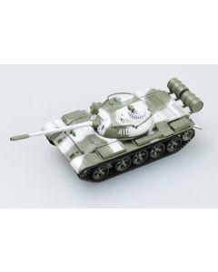 Easy Model 35026 Cold War Era Soviet T-55 Main Battle Tank 1/72 Scale Model