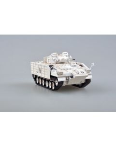 Easy Model 35036 MCV-80 Warrior 1st Bn 22nd Cheshire Rgmt 1/72 Scale Model