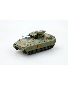 Easy Model 35051 M2 Bradley IFV European Camouflage 1/72 Scale Model