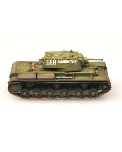 Easy Model 36276 KV-1 Russian Army 1941 1/72 Scale Model