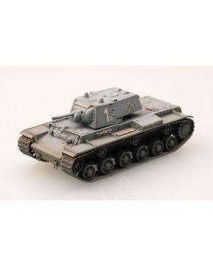 Easy Model 36277 Captured KV-1 German Army 8. Pz.Div 1/72 Scale Model