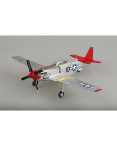 Easy Model 39201 P-51D Mustang 'Red Tails' 1/72 Scale Model