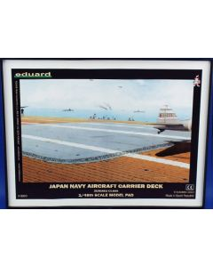 Eduard 8803 Japanese Aircraft Carrier Zuikaku Deck Section 1/48 Scale Plastic