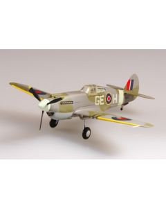 Easy Model 37207 Curtiss Tomahawk IIA West Africa 1943 1/72 Scale Model