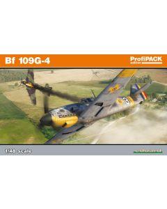 Eduard 82117 Messerschmitt Bf109G-4 'Profi-Pack' 1/48 Scale Plastic Model Kit