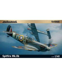 Eduard 82154 Supermarine Spitfire Mk IIb 'Profi-Pack' 1/48 Scale Model Kit