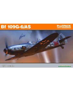 Eduard 82163 Messerschmitt Bf109G6/AS 'Profi-Pack' 1/48 Scale Plastic Model Kit