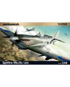 Eduard 8281 Spitfire Mk IXc 'Profi-Pack' 1/48 Scale Plastic Model Kit