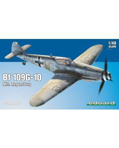 Eduard 84168 Messerschmitt Bf109G-10 Regensburg 1/48 Scale Plastic Model Kit