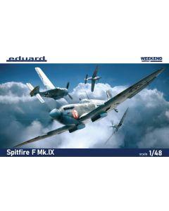 Eduard 84175 Spitfire F Mk IX 'Weekend Edition' 1/48 Scale Plastic Model Kit