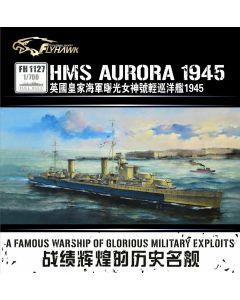Flyhawk FH1127 British Light Cruiser Aurora 1945 1/700 Scale Plastic Model Kit