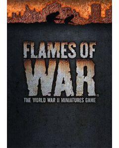 Battlefront FW009 Flames Of War Rulebook Late World War II