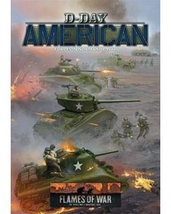 Battlefront FW262 D-Day: American Forces in Normandy 1944 Reference Book