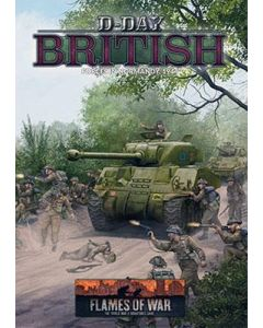 Battlefront FW264 D-Day: British Forces in Normandy 1944 Reference Book
