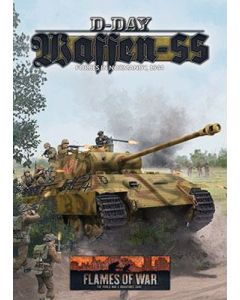 Battlefront FW265 D-Day: Waffen-SS Forces in Normandy 1944 Reference Book
