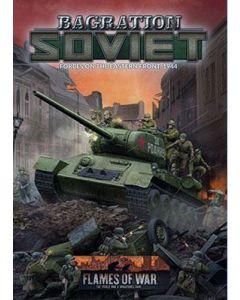 Battlefront FW266 Bagration: Soviet Forces on the Eastern Front 1944 Reference