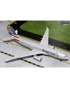 GeminiJets 2AAL630 American Airlines Airbus A330-200 'N290AY' 1/200 Scale Model