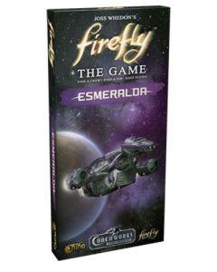 GaleForce nine FIRE010 Firefly Esmeralda