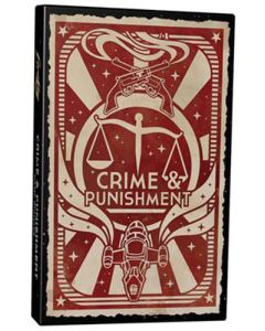 GaleForce nine FIRE021 Firefly The Game 'Crime & Punishment' Game Booster