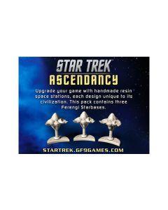 GaleForce nine ST033 Star Trek Ascendancy: Ferengi Starbases