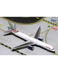 GeminiJets 1695 British Airways Boeing 757-200 'G-CPEL' 1/400 Scale Model