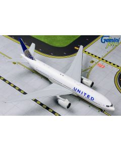GeminiJets 1806 United Airlines 777-200ER 'N796UA' 1/400 Scale Diecast Model