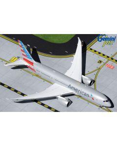 "GeminiJets 1867 American Airlines Boeing 787-8 'N802AN"" 1/400 Scale Model"