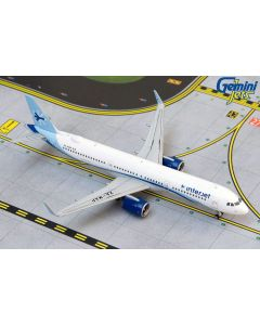 GeminiJets 1884 Interjet Airbus A321neo 'XA-MAP' 1/400 Scale Diecast Model