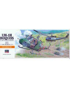 Hasegawa 141 Bell UH-IH Iroquois 'Huey' 1/72 Scale Plastic Model Kit