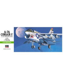 Hasegawa 238 LTV A-7A Corsair II 1/72 Scale Plastic Model Kit