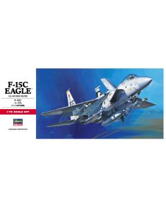 Hasegawa 336 F-15C Eagle 1/72 Scale Plastic Model Kit