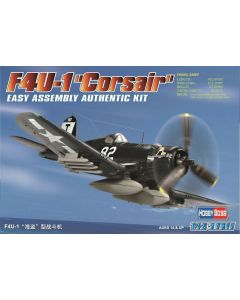 HobbyBoss 80217 Vought F4U-1 Corsair 1/72 Scale Plastic Model Kit