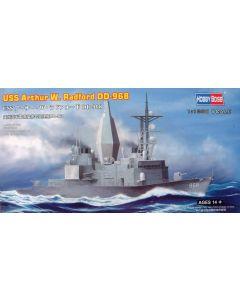 HobbyBoss 82505 US Destroyer Arthur W Radford 1/1250 Scale Model Kit