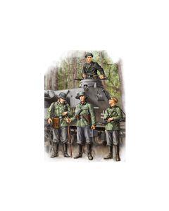 HobbyBoss 84413 Early WWII German Infantry Set #1 1/35 Scale Model Figures