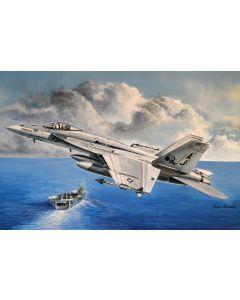 HobbyBoss 85812 F/A-18E Super Hornet 1/48 Scale Plastic Model Kit