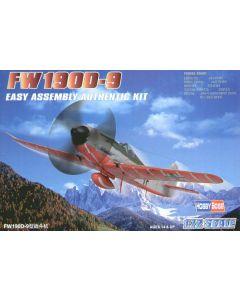 HobbyBoss 80228 Focke-Wulf Fw190D-9 1/72 Scale Plastic Model Kit