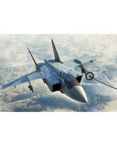 HobbyBoss 81754 MiG-31B Foxhound 1/48 Scale Plastic Model Kit