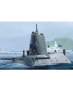 HobbyBoss 83509 British Submarine Astute 1/350 Scale Plastic Model Kit