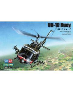 HobbyBoss 87229 Bell UH-1C Huey 1/72 Scale Plastic Model Kit