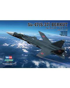 HobbyBoss 80211 Sukhoi Su-47 Berkut 1/72 Scale Plastic Model Kit