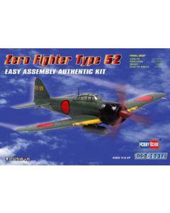 HobbyBoss 80241 Mitsubishi Zero Fighter Type 52 1/72 Scale Plastic Model Kit
