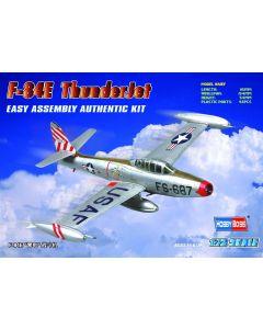 HobbyBoss 80246 Republic F-84E Thunderjet 1/72 Scale Plastic Model Kit