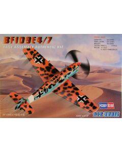 HobbyBoss 80254 Messerschmitt Bf109E-4/7 1/72 Scale Plastic Model Kit