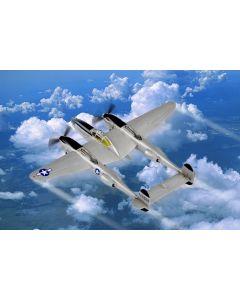 HobbyBoss 80284 Lockheed P-38L-5-LO Lightning 1/72 Scale Plastic Model Kit