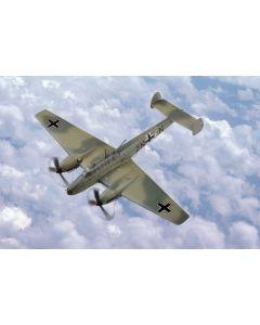 HobbyBoss 80292 Messerschmitt Bf110 1/72 Scale Plastic Model Kit