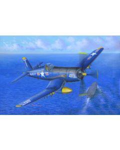 HobbyBoss 8038 F4U-5 Corsair 1/48 Scale Plastic Model Kit
